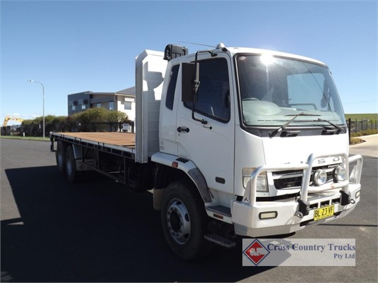 2010 Fuso Fighter 14 Cross Country Trucks Pty Ltd - Trucks for Sale