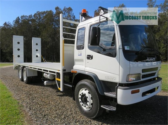 2002 Isuzu FVY 1400 Auto Midcoast Trucks - Trucks for Sale