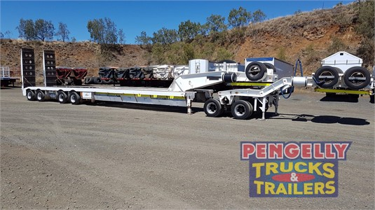 Drake Low Loader Platform Pengelly Truck & Trailer Sales & Service - Trailers for Sale