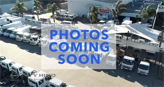2016 Mitsubishi Canter City Hino - Trucks for Sale