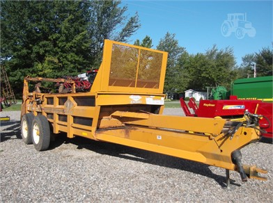 Manure Spreaders For Sale In Michigan