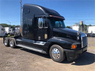 Tsi Truck Sales >> Freightliner Century 120 Conventional Trucks W Sleeper For