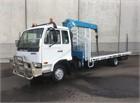UD MK240 Crane Truck