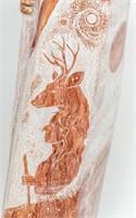 """""""Stargazer"""" by Navajo Artist Alvin Marshall"""