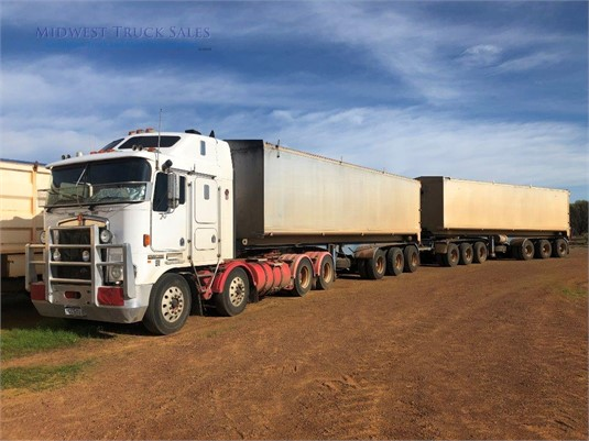 2004 Kenworth K104B Midwest Truck Sales - Trucks for Sale