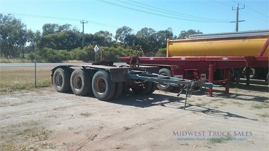 2001 Howard Porter Dolly Midwest Truck Sales - Trailers for Sale