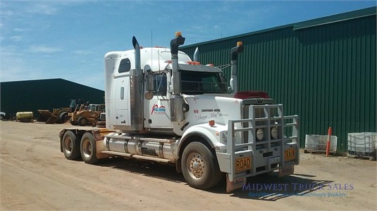 2007 Western Star 4900 Midwest Truck Sales - Trucks for Sale