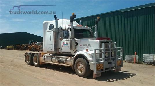 2007 Western Star 4900 - Trucks for Sale