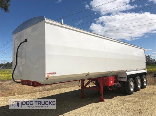 2019 Freightmaster Tipper Trailer DOC Trucks - Trailers for Sale