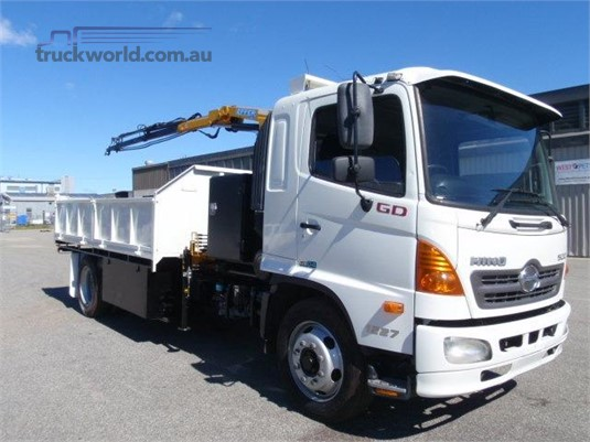 2008 Hino 500 Series 1227 GD - Trucks for Sale