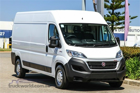 2019 Fiat Ducato WA Hino - Light Commercial for Sale