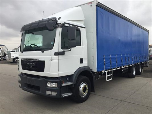 2013 MAN TGM23.290 - Trucks for Sale