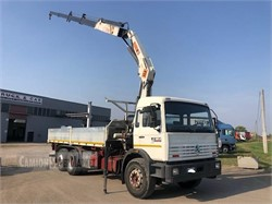 RENAULT G300-26  used