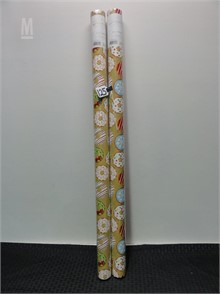 Wondershop Gift Wrap 25 Sq Ft Other Items For Sale 6