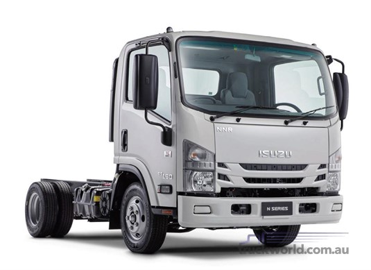 Isuzu NNR55-150 SWB