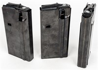 Large Lot of AR and Pistol Magazines