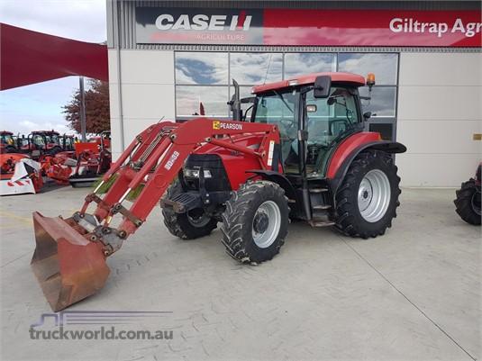 2004 Case MXU100 - Farm Machinery for Sale