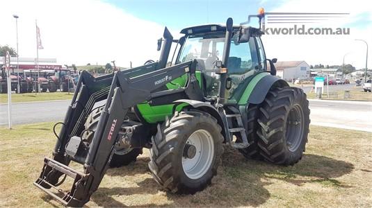 2008 Deutz Fahr Agrotron M620 - Farm Machinery for Sale