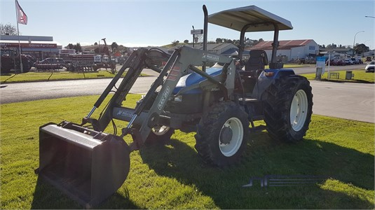 2004 New Holland TL80 - Farm Machinery for Sale