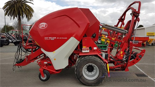 0 Lely Welger RPC245 TORNADO - Farm Machinery for Sale