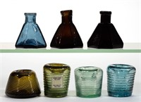 From the Goss collection of inkwells
