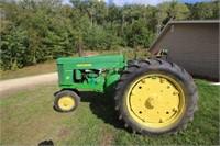 John Deere 60 gas Tractor