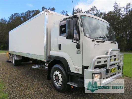 2012 Isuzu FVR 1000 Midcoast Trucks - Trucks for Sale