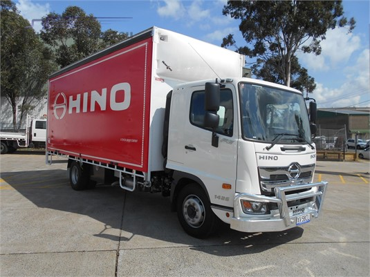 2018 Hino 500 Series - Trucks for Sale