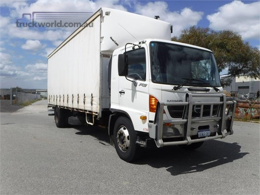 2007 Hino FG Raytone Trucks - Trucks for Sale