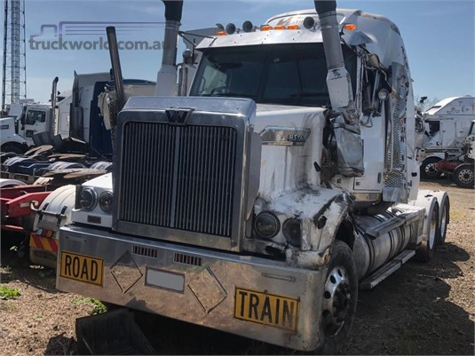 2013 Western Star 4800 Series - Wrecking for Sale