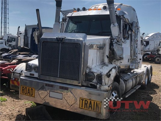 2013 Western Star 4800 Series Universal Truck Wreckers  - Wrecking for Sale