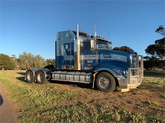 2012 Kenworth T609 - Trucks for Sale