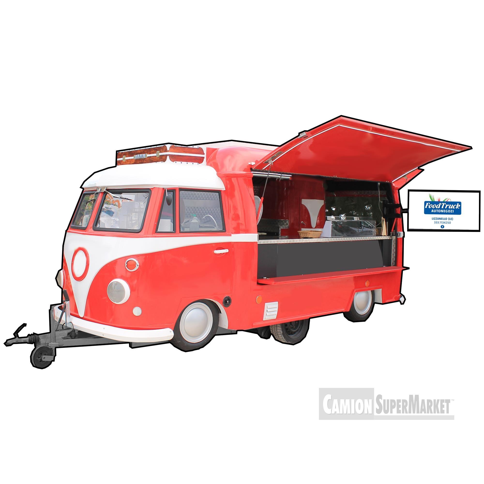 Volkswagen T1 Nowy 2019