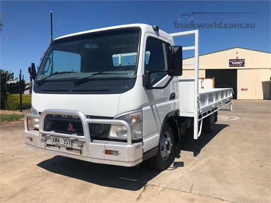 2007 Mitsubishi Canter Adelaide Truck Sales  - Trucks for Sale
