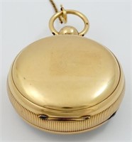 John Arnold, London, pocket chronometer, s#66/367