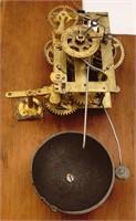 Davies Illuminated Alarm Clock, circa 1876