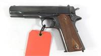 Colt Model of 1911 U.S. Army Pistol cal. 45 auto