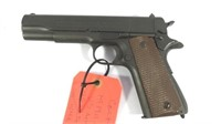 Colt M1911 A1 U.S. Army Pistol cal. 45 auto SN: