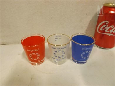 3 Verres Pour Shooter Other Items For Sale 1 Listings