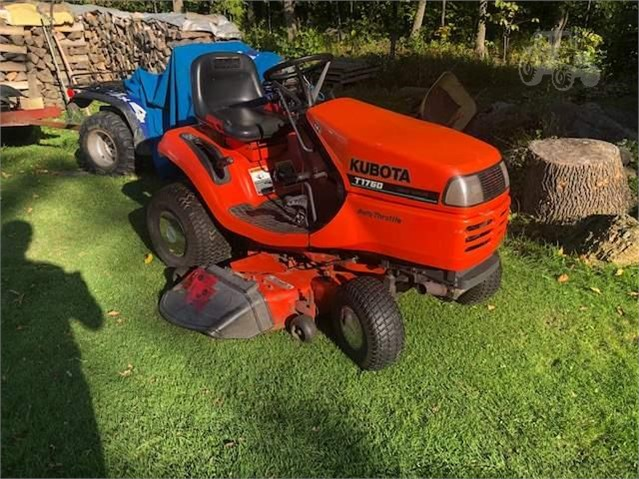 1999 Kubota T1760 For Sale In Winchester Ontario Canada Tractorhouse Com