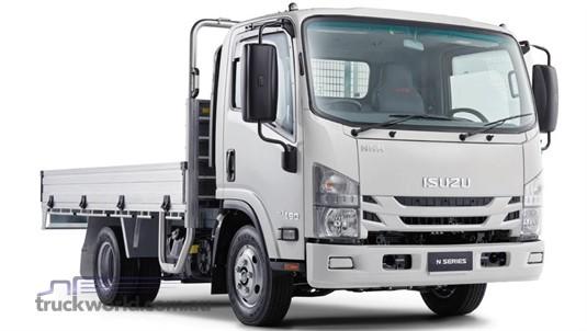 Isuzu NNR55-150 AMT IFS Traypack