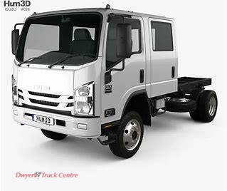 Isuzu FVD165-260 Auto Crew