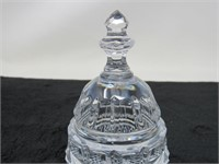 Waterford Crystal Bell Paperweight-