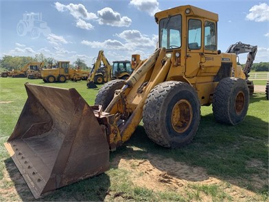 1978 John Deere 644B Wheel Loader Other Items Auction ... John Deere Wiring Harness Diagram E Lc on