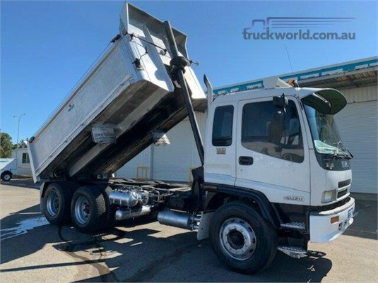 2005 Isuzu FVZ 1400 WA Hino - Trucks for Sale