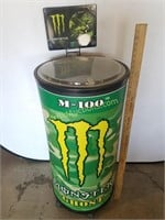 MONSTER Energy Can Cooler Display