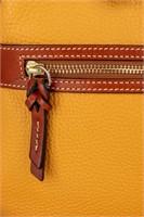Dooney and Bourke Pebble Grain Piper Handbag