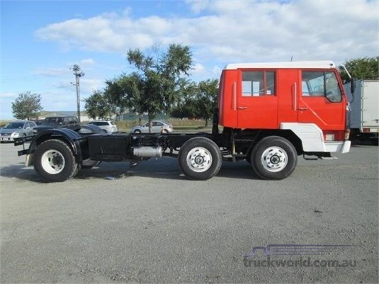 1993 Mitsubishi Fuso FIGHTER 6 - Trucks for Sale