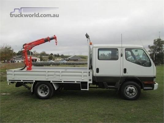 2005 Mitsubishi Fuso FIGHTER 5 - Trucks for Sale