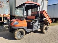 2019 Fall Cincinnati Heavy Equipment Truck & Trailer Auction